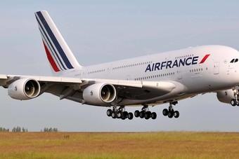 الخطوط الجوية الفرنسية تلغي كل رحلاتها إلى إيطاليا