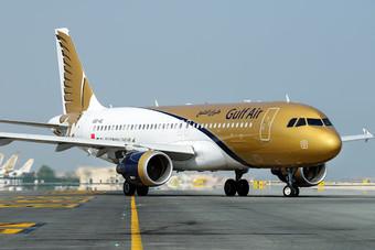 طيران الخليج تخفض مؤقتا شبكتها وتعلق رحلات طيران