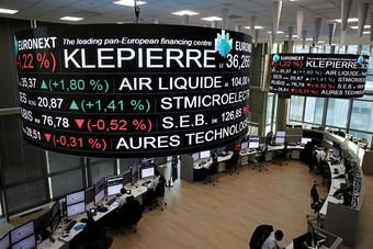 الأسهم الأوروبية تصعد وسط تفاؤل من التحفيز النقدي
