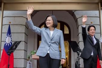 الصين: تهنئة بومبيو لرئيسة تايوان أضرت كثيرا بالعلاقات