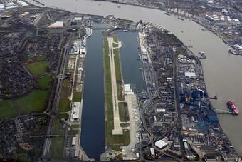 """مطار """"لندن سيتي"""" يستأنف نشاطه 4 يوليو بعد إغلاق استمر ثلاثة أشهر"""