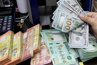 الليرة اللبنانية تنخفض لمستوى جديد.. تخطت 6000 للدولار