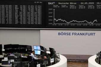 الأسهم الأوروبية تهبط بدافع من البنوك وشركات النفط