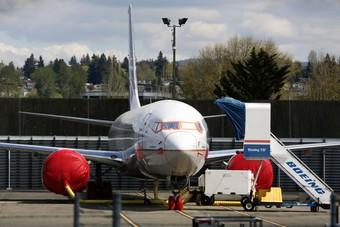 """""""بوينج"""" تستكمل اختبارات ترخيص طائرتها الموقوف تشغيلها 737 ماكس"""