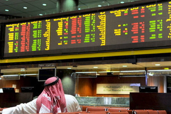 هبوط معظم بورصات الخليج بفعل أسهم القطاع المالي