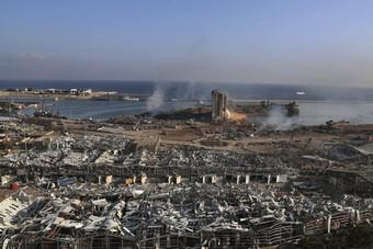 الخسائر الناجمة عن انفجار مرفأ بيروت قد تتجاوز 8 مليارات دولار