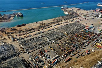 أكثر من 137 قتيلا و5 آلاف جريح حصيلة جديدة لانفجار بيروت