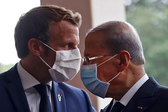 ماكرون يحذر زعماء لبنان: الإصلاحات السريعة أو العقوبات