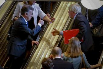 """النواب البريطانيون يصوتون على مشروع قانون يلغي جزءا من اتفاق """"بريكست"""""""