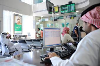 تباين أداء أسواق الخليج  وتوقف خسائر البورصة المصرية