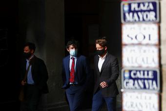 العاصمة الإسبانية أسوأ بؤر تفشي كورونا في أوروبا تفرض إجراءات عزل جديدة