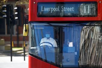 حزمة دعم مالي للنقل العام في لندن