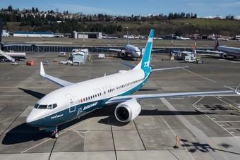 """""""بوينج"""" تلغي مزيدا من طلبيات شراء طائرتها """"737 ماكس"""""""