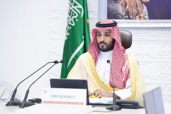 ولي العهد :  رئاسة المملكة للعشرين كرست جهودها لبناء عالم أقوى وأكثر متانة واستدامة