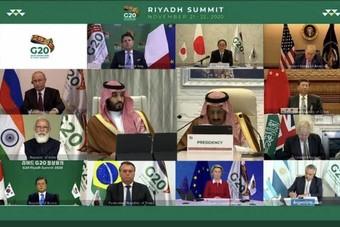 بقيادة الملك سلمان .. السعودية تجمع العالم وتعزز التوافق الدولي