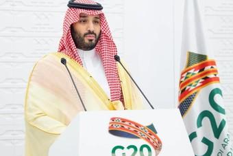 «العشرين» من الرياض .. ملتزمون بقيادة العالم نحو حقبة قوية ومستدامة وسلاسل إمداد آمنة ومفتوحة