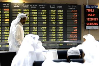 معظم أسواق الخليج تغلق مرتفعة وسط تفاؤل إزاء بايدن واللقاح