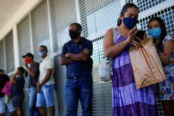 معدل البطالة في البرازيل يهبط إلى 14% في أول انخفاض هذا العام