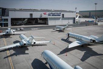 دبي لصناعات الطيران تعيد شراء أسهما عامة بـ 100 مليون دولار