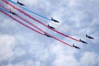 إلغاء معرض بورجيه لصناعات الطيران للعام 2021