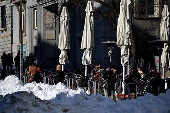 إسبانيا: خسائر العاصفة الثلجية في مدريد لا تقل عن 1.4 مليار يورو