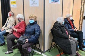 جائحة كورونا خلفت أثرا كبيرا على معدل الوفيات ومتوسط العمر في فرنسا