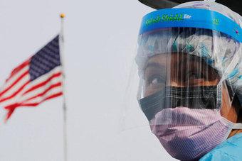 أمريكا: ارتفاع إصابات كورونا بنسبة 0.8% في 24 ساعة