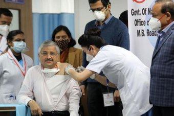 أكثر من 300 مليون هندي قد يكونوا أصيبوا بكورونا