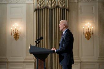 بايدن يؤكد أنه سيتحرك سريعا لتمرير خطته في الكونجرس لإنقاذ الاقتصاد