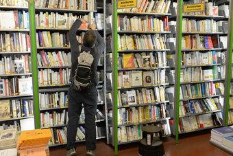 المكتبات التاريخية ترحل عن الحي اللاتيني في باريس بسبب غلاء الإيجارات
