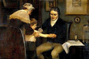 رحلة التطعيم من الشرق إلى الغرب
