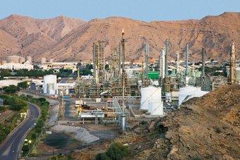 سلطنة عمان تكمل إنشاء محطة إمداد الغاز بسعة تبلغ 25 مليون متر مكعب يوميا