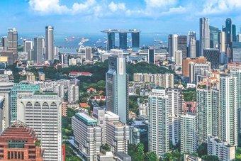 تسارع وتيرة ارتفاع أسعار العقارات في سنغافورة