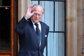 إقامة مراسم جنازة الأمير فيليب في 17 أبريل