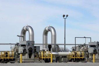 انخفاض تدفق الغاز الطبيعي إلى ألمانيا عبر خط أنابيب أوبال 16.7 %