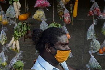 مستوى قياسي جديد لإصابات كورونا في الهند.. أكثر من 184 ألف حالة