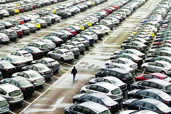 ارتفاع مبيعات السيارات الأوروبية 63 % في مارس