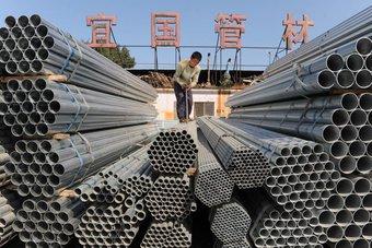 أسعار الصلب في الصين ترتفع إلى مستويات قياسية