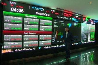 3.52 مليار ريال صافي مشتريات الأجانب في الأسهم السعودية خلال مارس