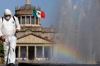 المكسيك: إعطاء 9.04 مليون جرعة لقاح مضاد لكورونا