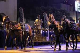 مصر تتزين بالتاريخ وللتاريخ