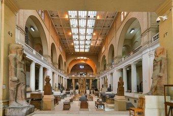 «اليونيسكو» تدرج المتحف المصري على القائمة التمهيدية لمواقع التراث العالمية
