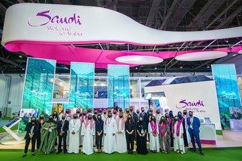 هيئة السياحة تبرم اتفاقيات وشراكات عالمية خلال مشاركتها في معرض السفر العربي