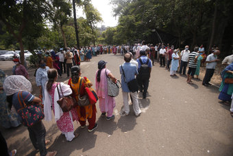 4194 وفاة بفيروس كورونا في الهند خلال 24 ساعة