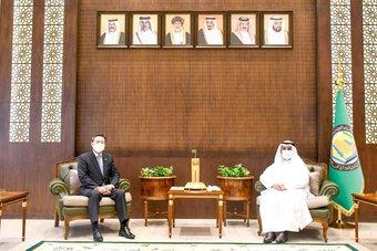 60 % حصة دول الخليج من صادرات النفط الخام إلى كوريا في 2020