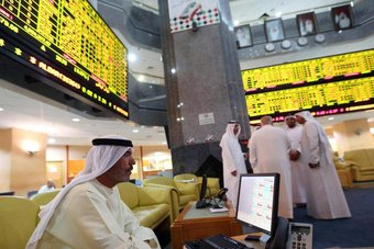 تباين أداء البورصات الخليجية .. ومشتريات محلية وعربية تدعم «المصرية»