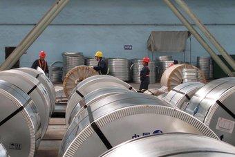 271 مليون طن إنتاج الصين من الصلب الخام في الربع الأول بارتفاع 15.6 %