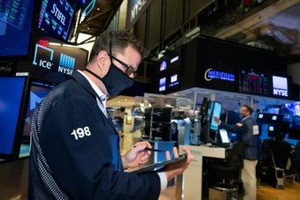 الأسهم الأمريكية تستهل تداولاتها مستقرة بعد بيانات إعانة البطالة