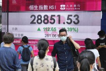 """انحسار مخاوف التضخم الأمريكي يدفع """"وول ستريت"""" والأسهم الأوروبية إلى الارتفاع"""