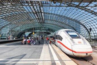 ألمانيا: 12 % فقط من السكك الحديدية تتيح «إنترنت» مجانا للركاب
